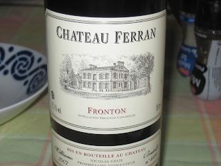 Chateau Ferran (DOC Fronton)
