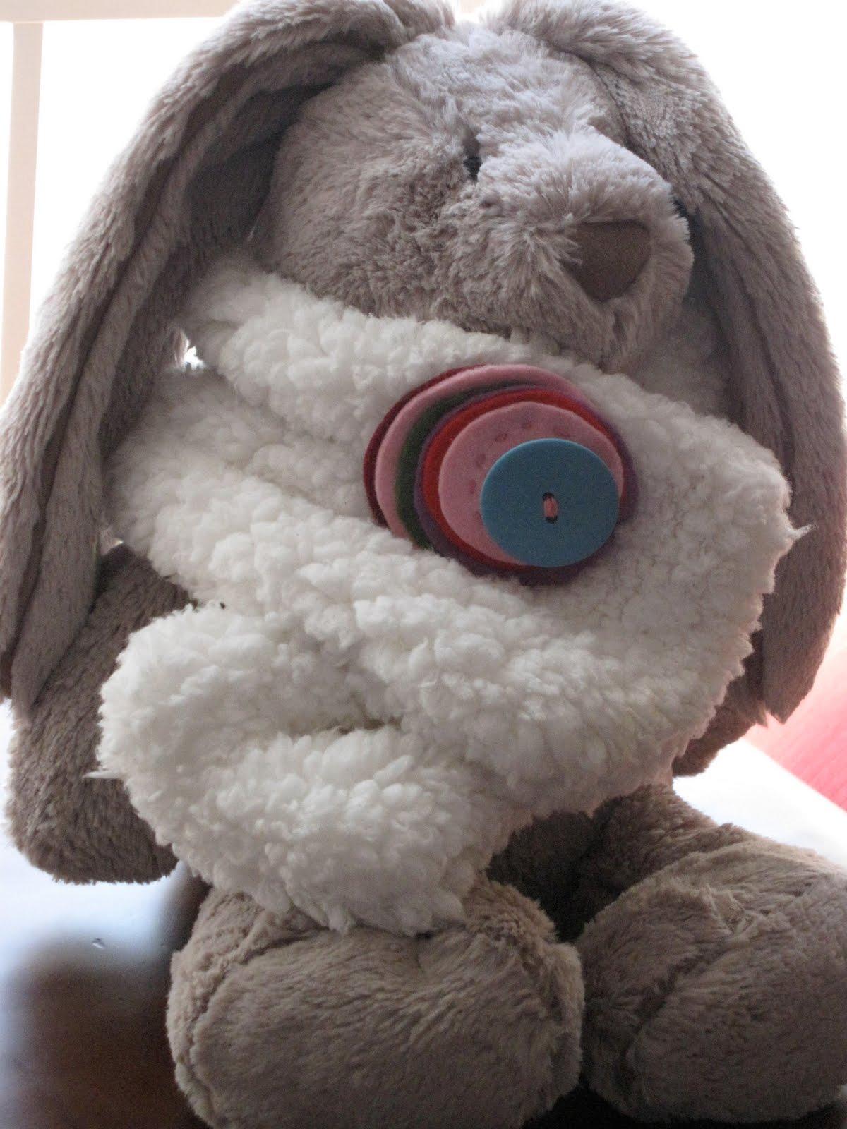 Mr. bunny's Muffler!!