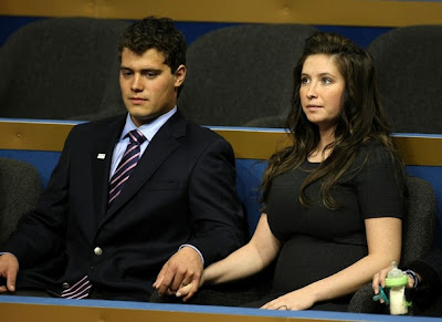 Bristol Palin break up with Levi Johnston photo