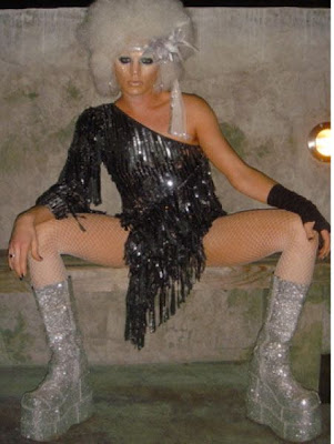 Adam Lambert Hot Drag Queen Pictures