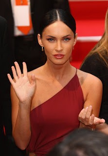 Megan Fox at Transformers 2 Premiere in Berlin