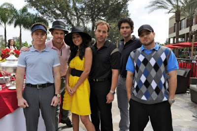 Entourage season 6 episode 9 'Security Briefs'