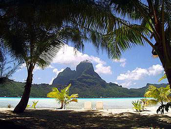 Eden resort bora bora, Eden resort review