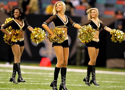 New Orleans Saints Cheerleaders Photos