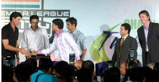 Cricket:Indian Premier League Launch