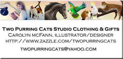 Two Purring Cats Clothing & Gifts