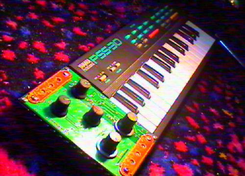 Matrixsynth squidfanny circuit bent yamaha pss 30 for Yamaha mox8 specs