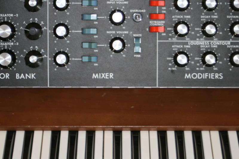 dbm chord. Minimoog Model d