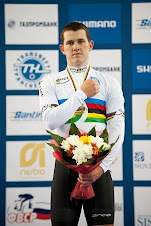 Podium of Keirin