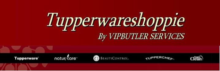 Tupperware Shoppie