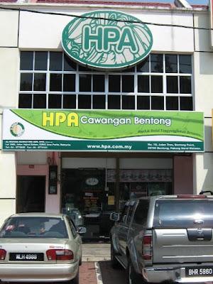 HPA Bentong