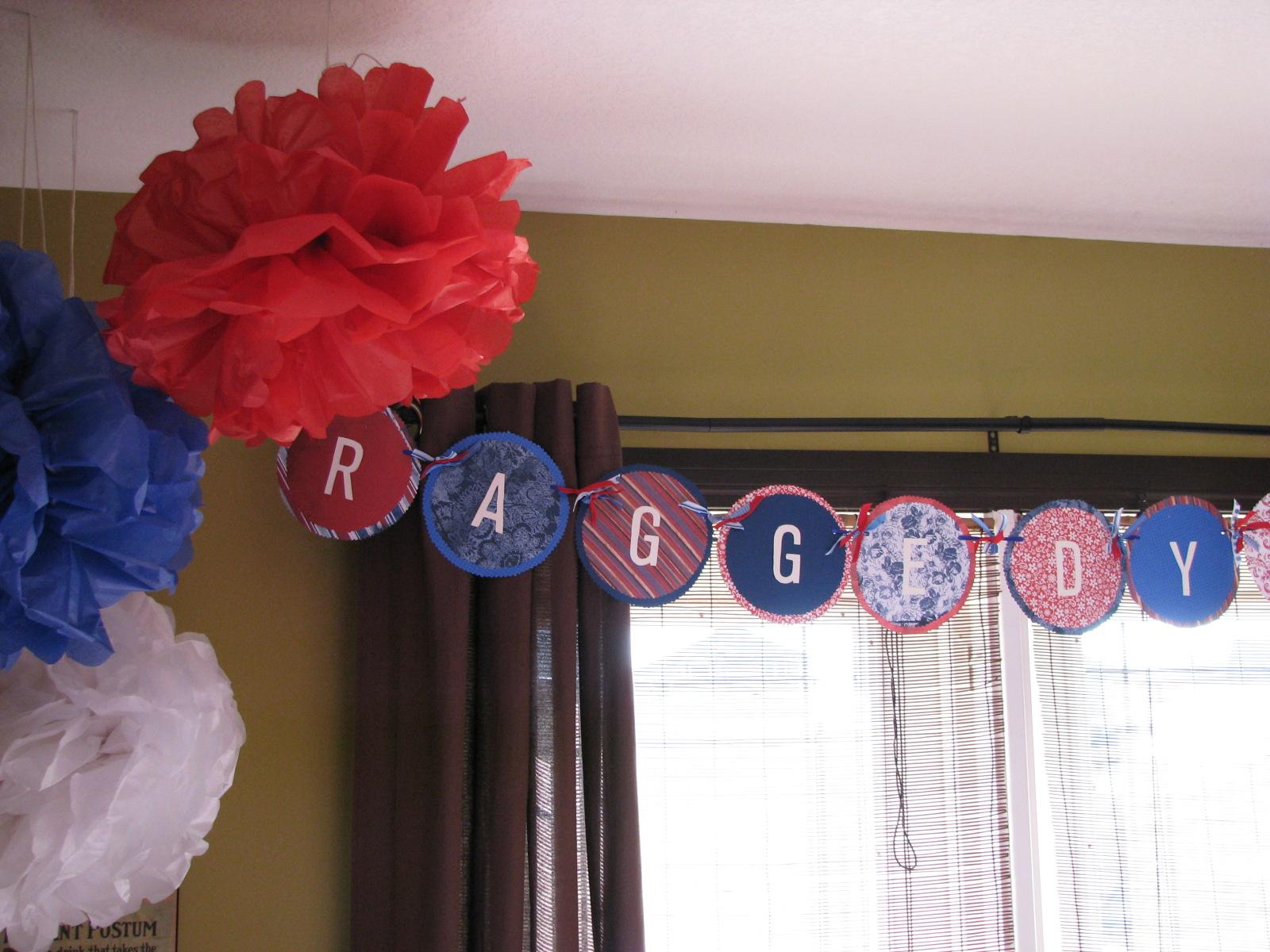 making merry memories raggedy ann party