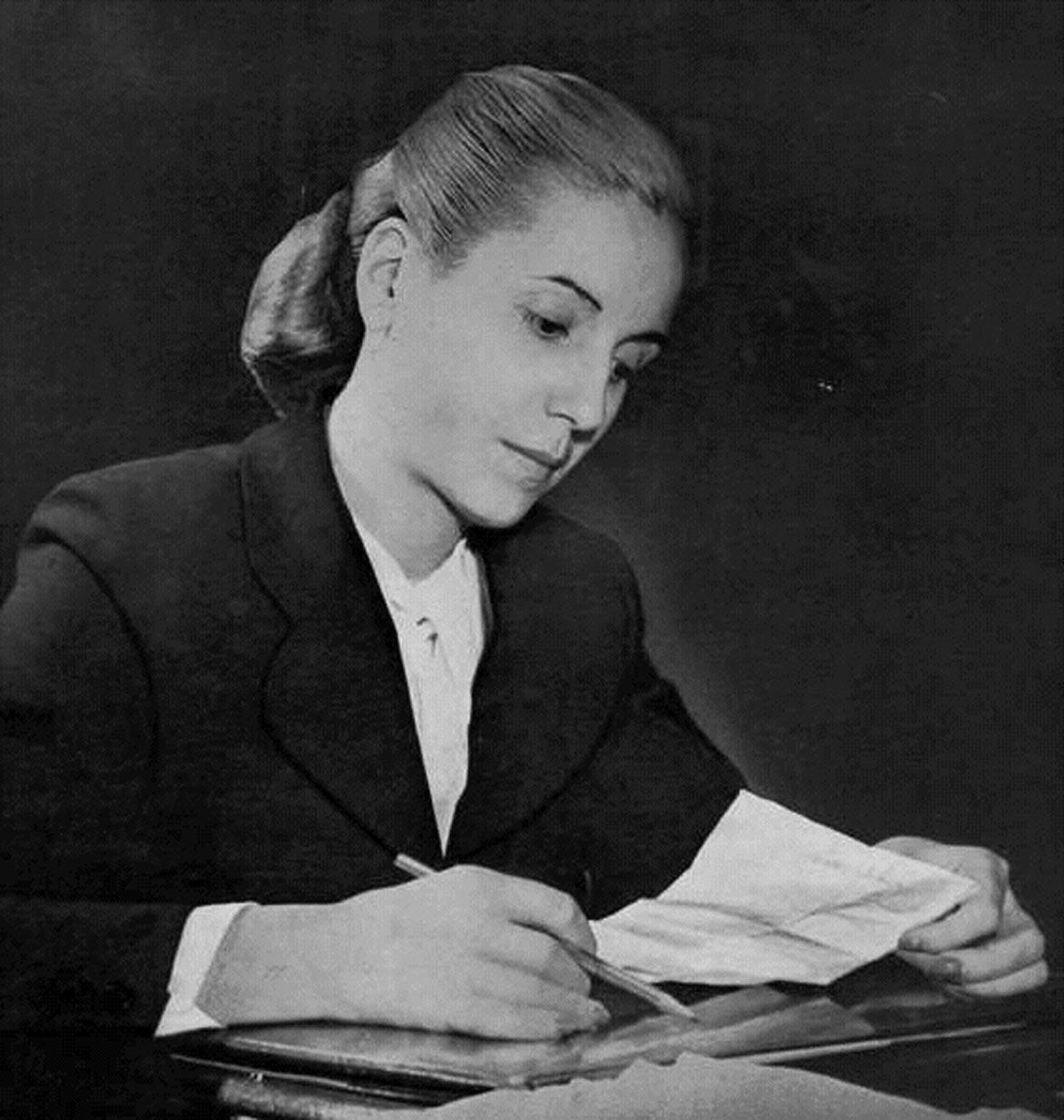 Lo que pensaba Evita Perón del feminismo
