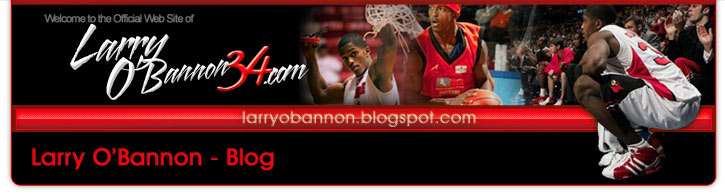 Larry O'Bannon - Blog