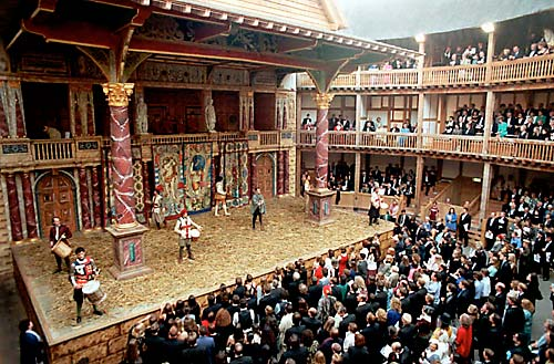What Are The Gentlemen S Room In The Globe Theatre