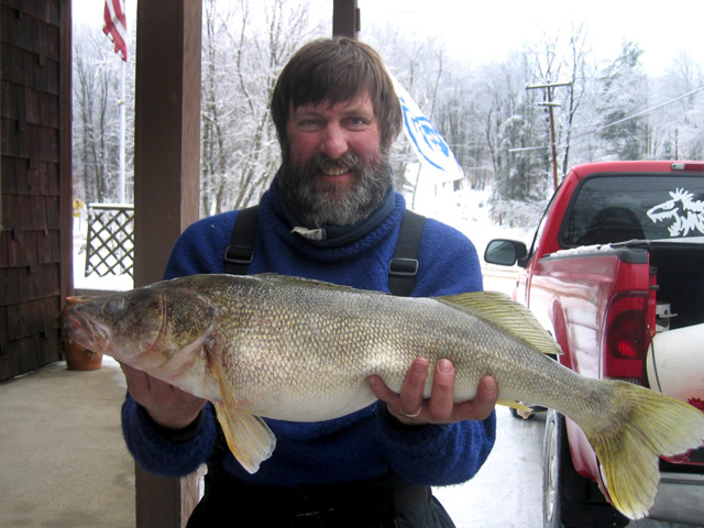 Winter Fishing Tips Tips For Ice Fishing For Walleye At