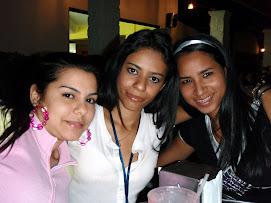 Gaby, Johana, Cinthia