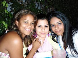 Rocio, Gaby; Johana