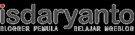 Isdaryanto Blog