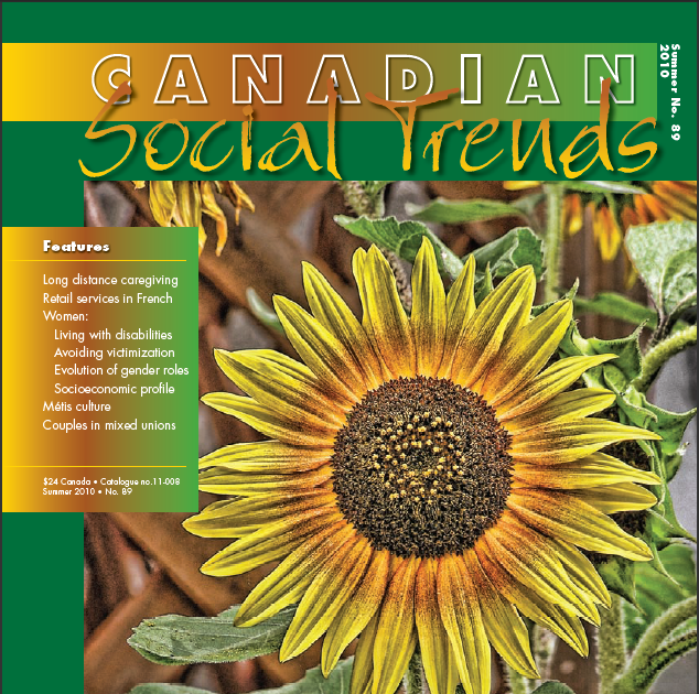 an introduction to the demographic changes in canada Cornelius remie and gustave goldmann introduction: aging societies—the dynamics of demographic change in canada seniors constitute the fastest growing population group in many countries.
