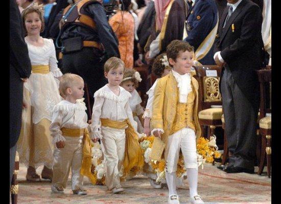 princess letizia wedding pictures. Princess Letizia#39;s wedding to