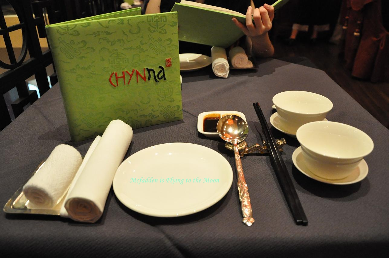 Restaurant table setting for two - Table Setting With Silk Menu Why They Provide Two Chinese Tea Cup