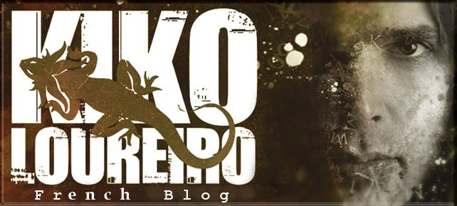 Kiko Loureiro French Blog