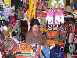 Indoor Tienda Vendor, La Paz
