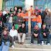 """Primer Encuentro de """"Jóvenes  Voluntarios Católicos"""" para las JMJ 2011."""