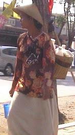 Darwati Penjual Jamu Gendong