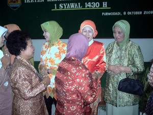 Halal Bihalal Karyawati Pemkab Grobogan