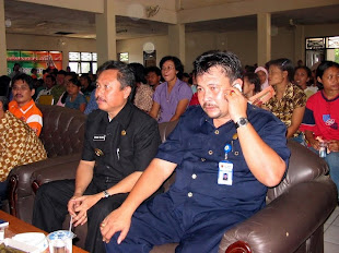 H Bambang Pudjiono SH Bersama Rakyat Bangun Bumi Grobogan