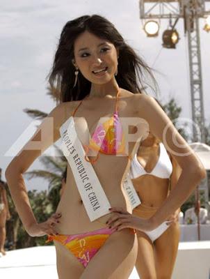 Bikini Miss World 2008