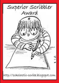 Super scribbler award :D