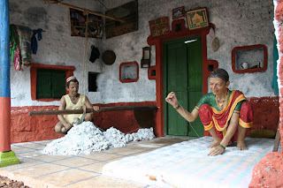 gandhi s dream of a self sufficient village However modern high technology allows for the first time to bring into reality the dream village of gandhiji such a village will be high tech, self reliant, sustainable and will provide its residents a high quality life our villages have not changed very much since gandhiji's times.