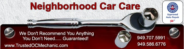Orange County Auto Repair - Neighborhood Car Care