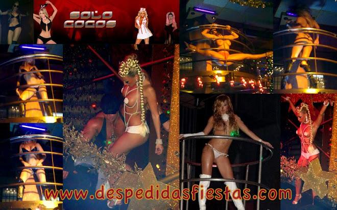 Gogos para discotecas de andalucia