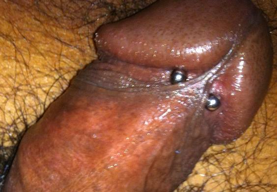 Men penis piercings pic