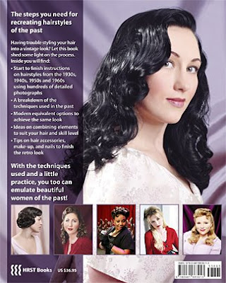 Vintage Hairstyling book! Here's a little teaser of some of the new