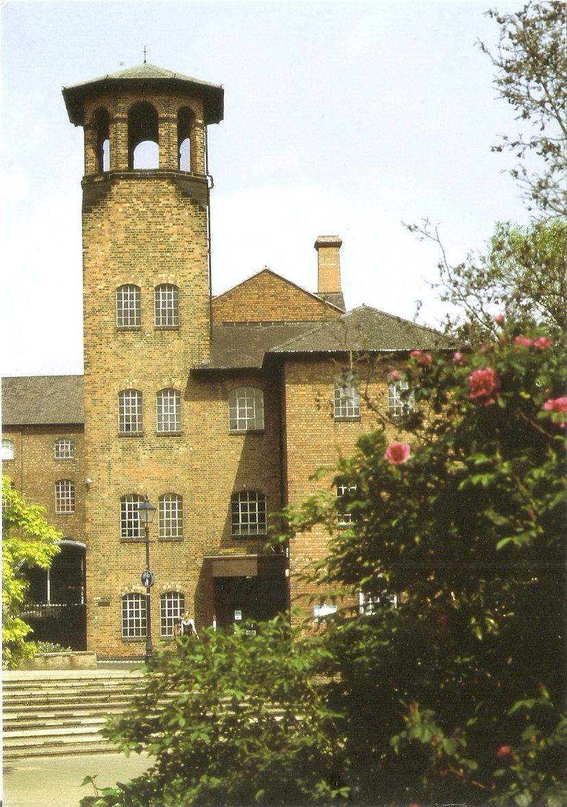Cromford United Kingdom  city photos gallery : ... UNESCO World Heritage Postcards: United Kingdom Derwent Valley Mills