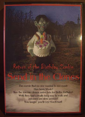 Zombie+DVD+Cover Return of the Birthday Zombie