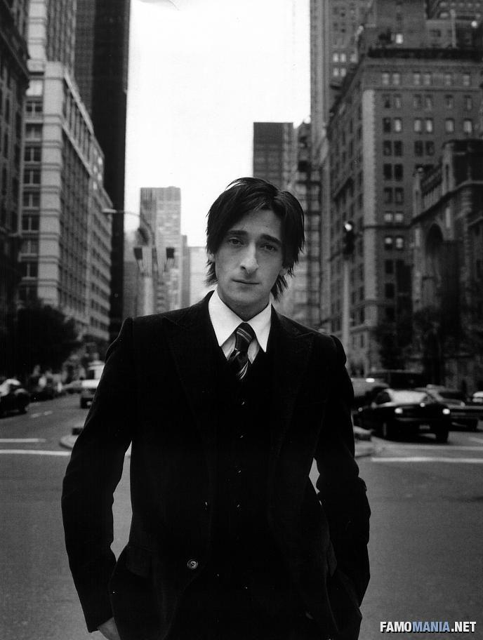 Adrien Brody is a great actor, but he just wouldn't feature on the list of ...