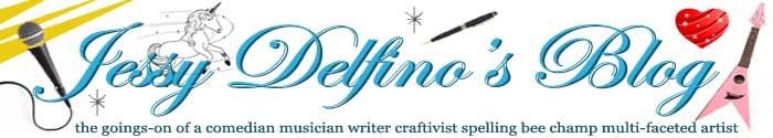 Jessy Delfino's Blog