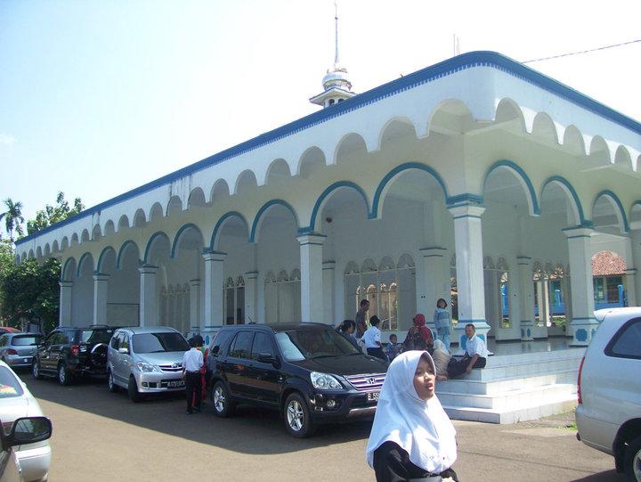 Masjid Pondok Pesantren Darul Muttaqien Parung Bogor