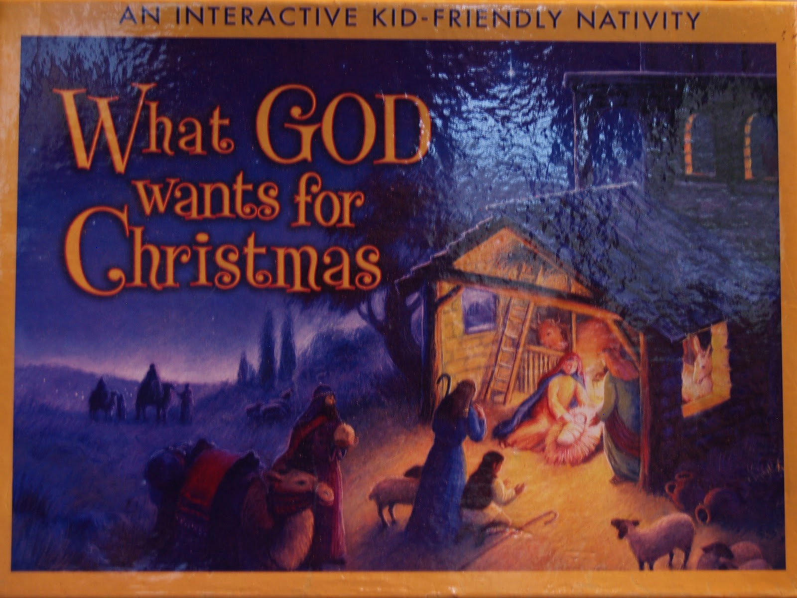 Cooper Creek Cabin: What God Wants For Christmas