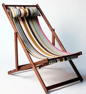 the drill hall emporium heavenly deck chairs. Black Bedroom Furniture Sets. Home Design Ideas