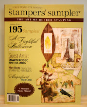 Published Work The Stampers' Sampler  Aug/Sep 2009