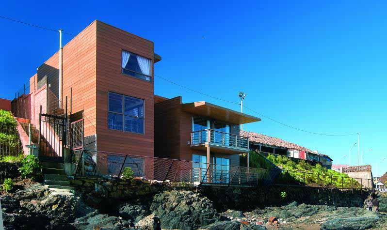 Viviendas unifamiliares arquitectura y construccion for Arquitectura y construccion