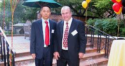 Visting Chinese Scholar Zhang Shijun