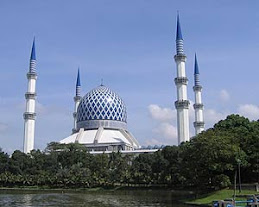 from the Shah Alam Lake